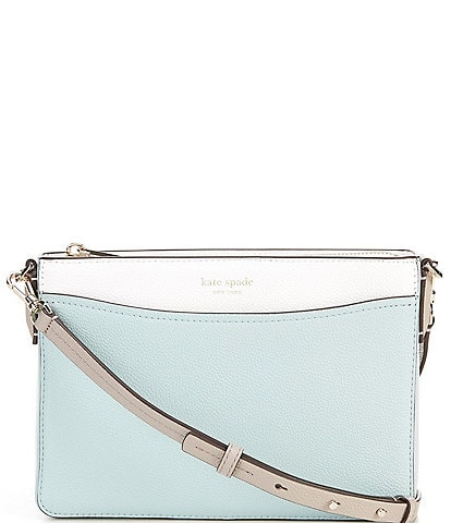kate spade new york Margaux Medium Colorblock Crossbody Bag