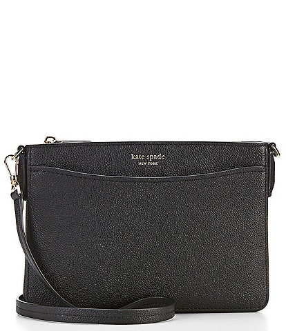 kate spade new york Margaux Medium Leather Crossbody Bag