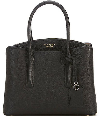 kate spade new york Margaux Leather Zip Medium Satchel Bag