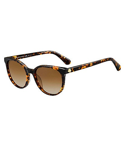 kate spade new york Melanie Tortoise Square Sunglasses