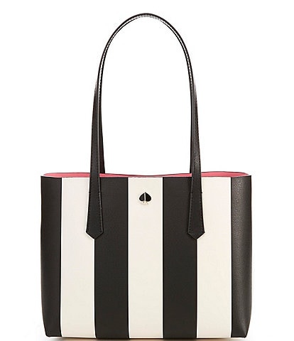 kate spade new york Molly Stripe Small Tote Bag