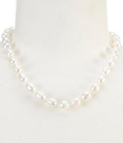 kate spade new york Pearl Drops Collar Necklace