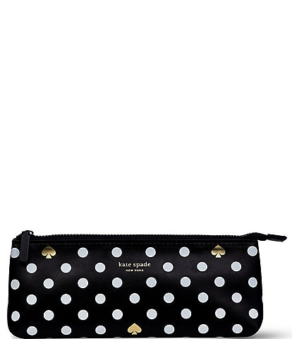 kate spade new york Polka Dot Pencil Case