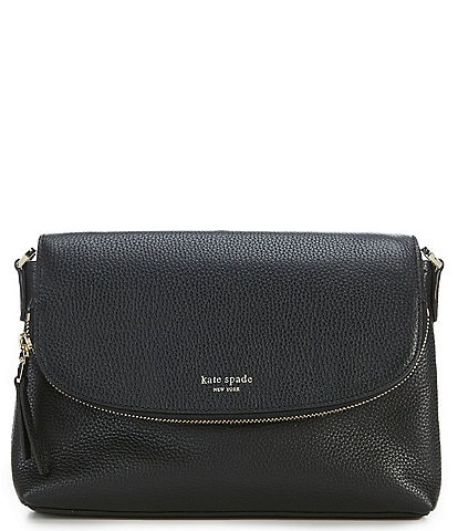 kate spade new york Polly Large Flap Crossbody Bag