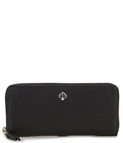 kate spade new york Polly Slim Zip Continental Wallet
