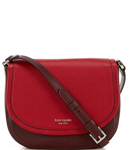 kate spade new york Roulette Large Saddle Bag