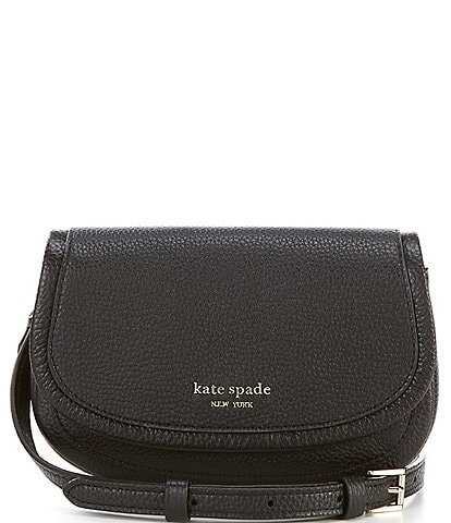 kate spade new york Roulette Small Flap Crossbody Bag