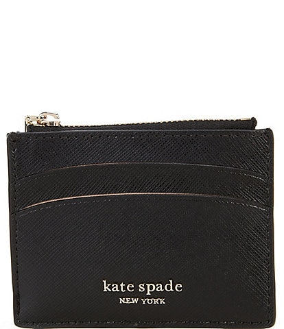 kate spade new york Spencer Saffiano Leather Coin Card Case