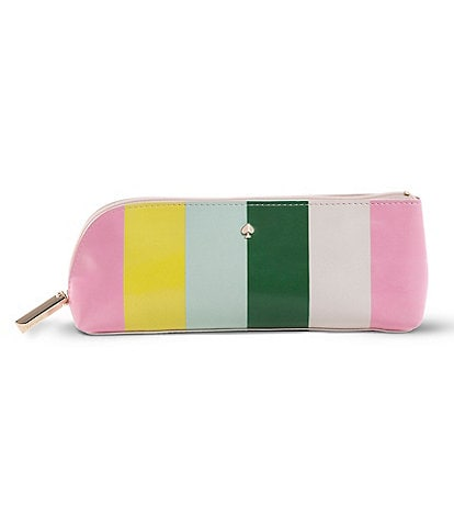 kate spade new york Stripe Pencil Case