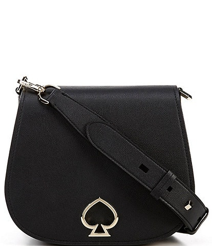 kate spade new york Suzy Large Saddle Crossbody Bag