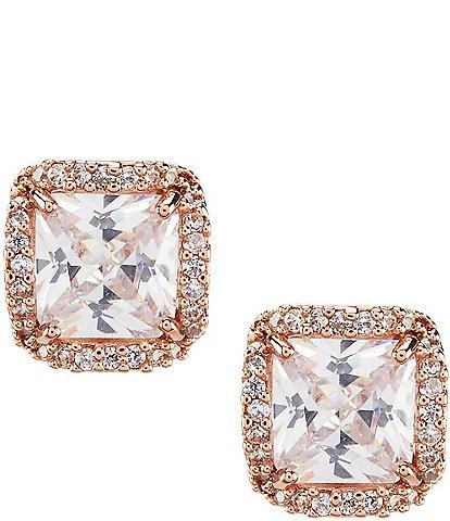 Rose Gold Women S Crystal Rhinestone Jewelry Dillard S