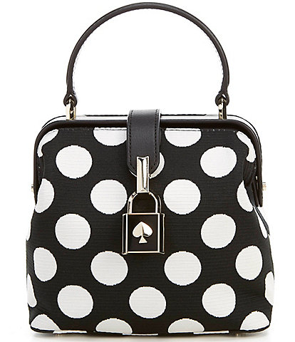 kate spade new york The Remedy Bikini Dot Small Top Handle Satchel Bag