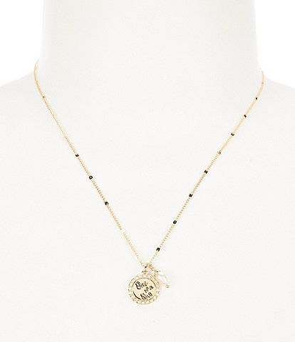 kate spade new york Tiny Twinkles One of a Kind Pendant Necklace