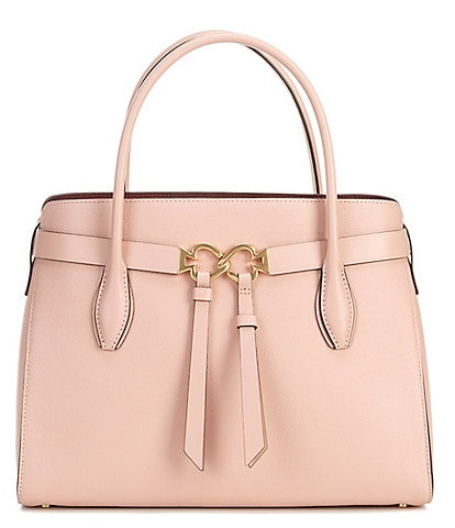 kate spade new york Toujours Large Pebble Leather Satchel Bag