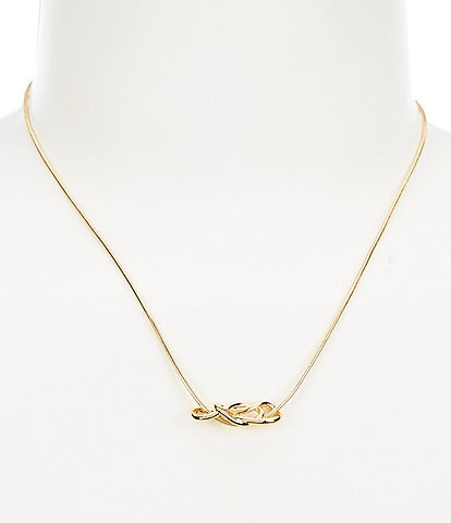 kate spade new york Twisted Necklace