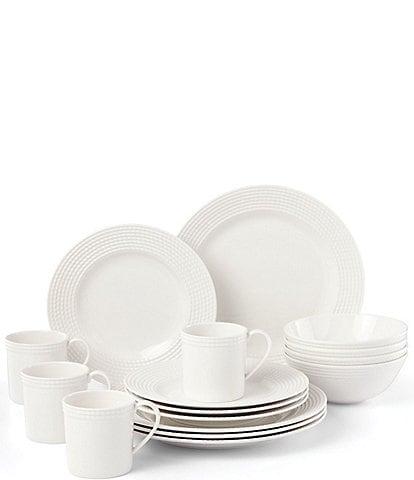 kate spade new york Wickford 16-Piece Dinnerware Set