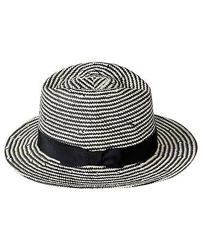 kate spade new york Woven Trilby Sun Hat