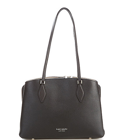 kate spade new york ZeeZee Leather Large Work Tote Bag