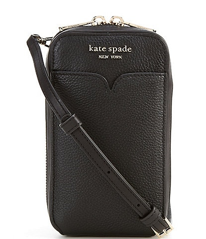 kate spade new york Zeezee North South Phone Crossbody Bag