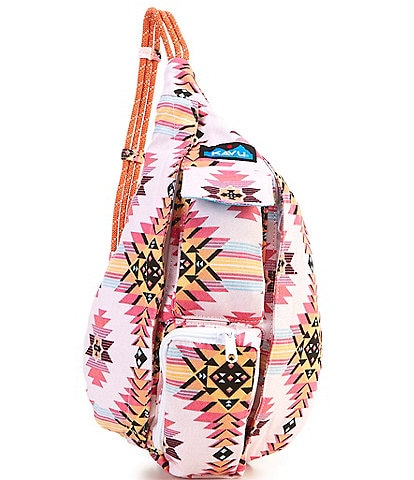 Kavu Printed Canvas Mini Rope Bag