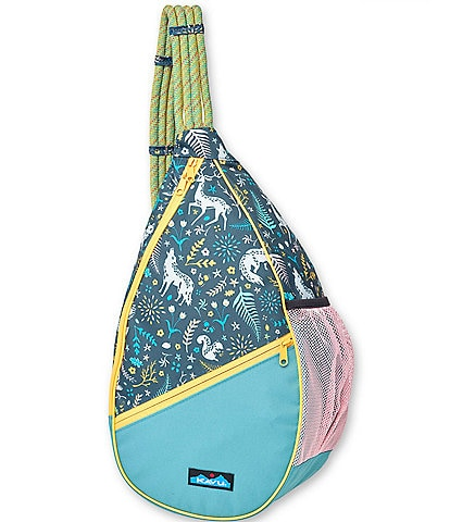 Kavu Paxton Pack Printed Sling Backpack