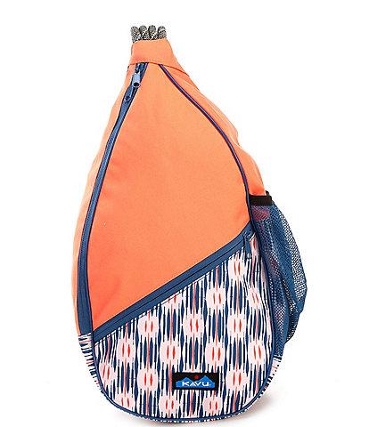 Kavu Paxton Pack Printed Sling Backpack