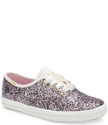 Keds and kate spade new york Girls' Champion Sneaker