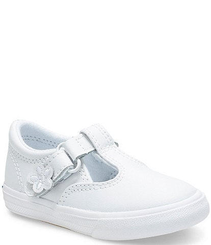 Keds Daphne Girls' Flower Detail Sneakers