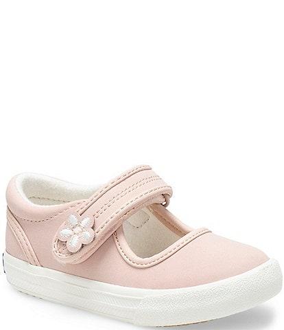 Keds Girls' Ella Leather Mary Jane Shoes Toddler