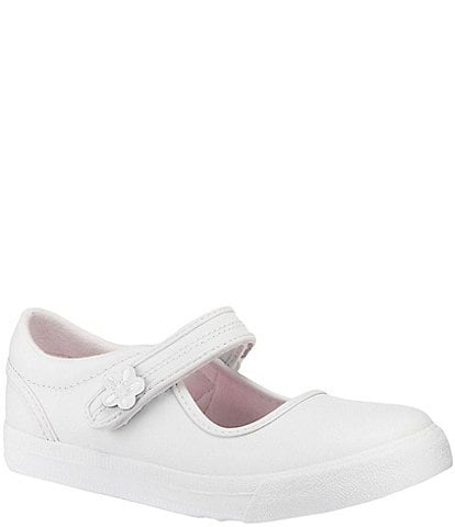 Keds Girls' Ella Leather Mary Jane Shoes (Toddler)