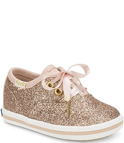 Keds for kate spade new york Girls' Glitter Sneakers