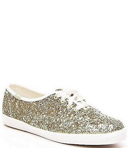 Keds x kate spade new york Glitter Keds Sneakers