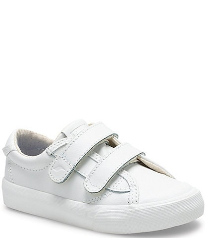 Keds Girls' Crew Kick 75 Leather Sneakers Infant