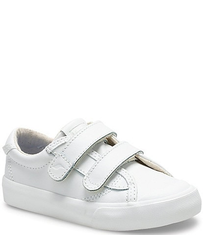 Keds Kids' Crew Kick 75 Leather Sneakers Toddler