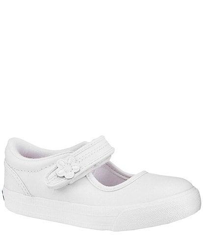 Keds Girls' Ella Leather Mary Jane Shoes Infant