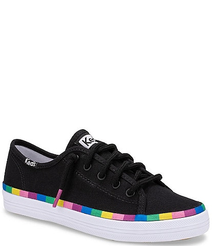 Keds Girls' Kickstart Rainbow Sneakers (Toddler)