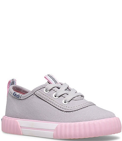 Keds Girls' Topkick Washable Canvas Slip-On Sneakers (Toddler)