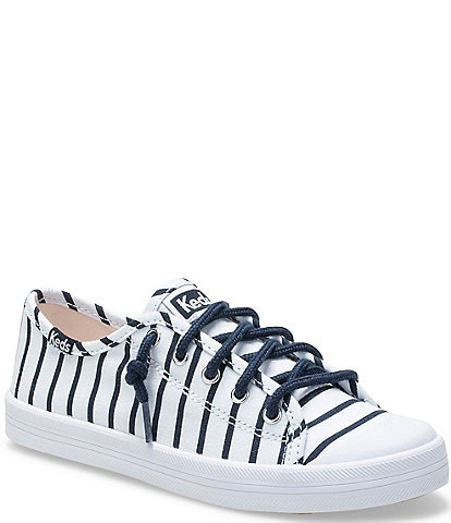 Keds Kids' Kickstart Stripe Sneakers Toddler