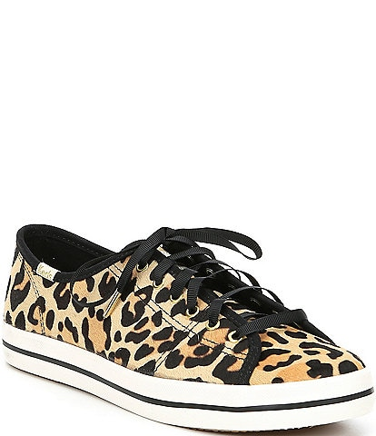 keds x kate spade new york Kickstart Leopard Sneakers