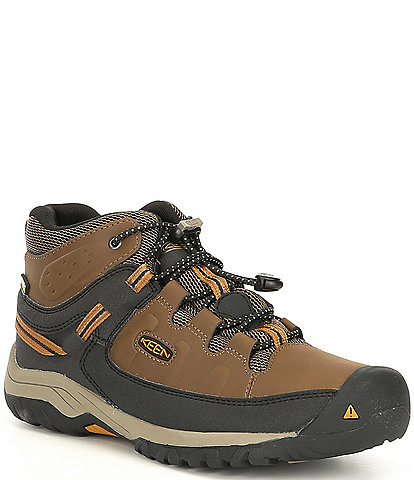 Keen Boys' Targhee Waterproof Mid Sneakers (Youth)