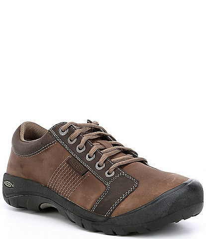 Keen Men's Austin Lace-Up Water Resistant Oxfords