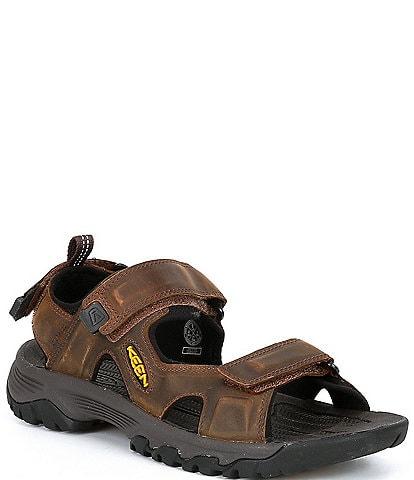 KEEN Men's Targhee III Waterproof Open Toe Sandals