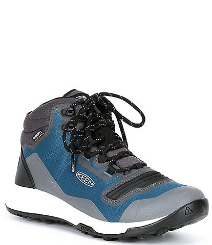 Keen Tempo Flex Mid Waterproof Lace-Up Hikers