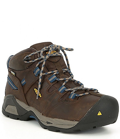 Keen Utility Men's Detroit Steel Toe Waterproof Work Boots