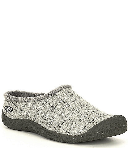 Keen Women's Howser Plaid Wool Slides