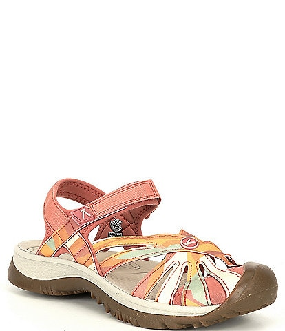 Keen Women's Rose Printed Washable Water Sandals