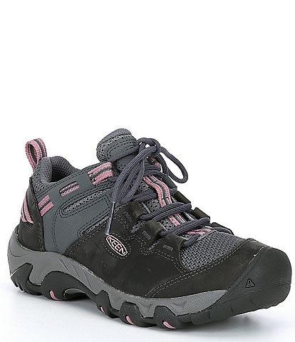 Keen Women's Steens Vent Waterproof Leather Hiking Shoes