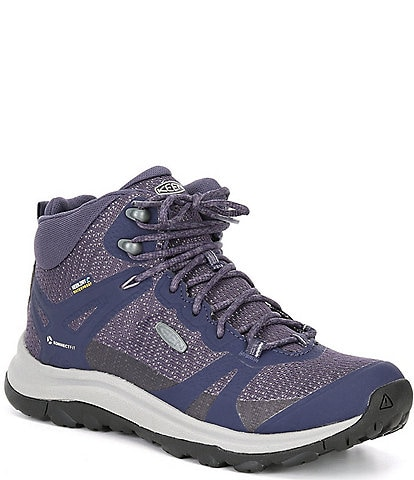Keen Women's Terradora II Mid Waterproof Lace-Up Hiking Boots