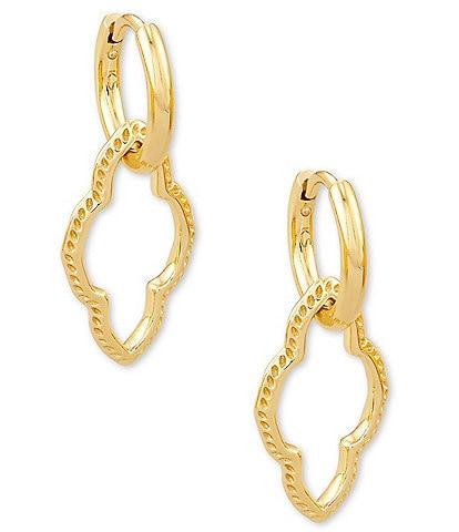 Kendra Scott Abbie Huggie Earrings
