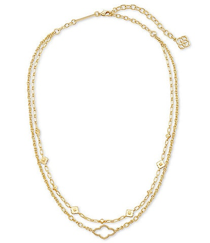 Kendra Scott Abbie Multi Strand Necklace
